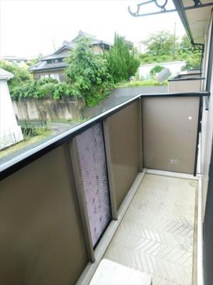 【バルコニー】サニーコートA