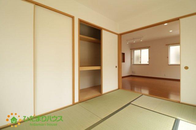 【収納】加須市南篠崎1丁目 中古一戸建て