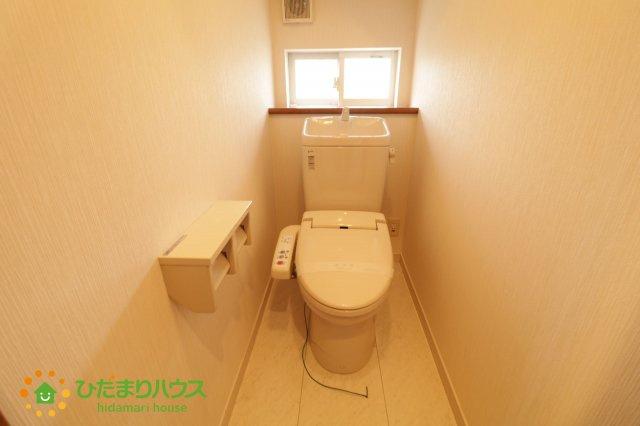 【トイレ】加須市南篠崎1丁目 中古一戸建て
