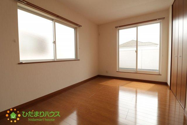 【寝室】加須市南篠崎1丁目 中古一戸建て