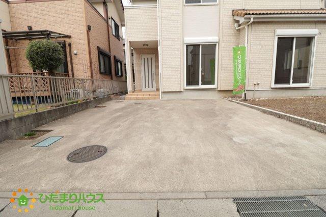 【駐車場】加須市南篠崎1丁目 中古一戸建て