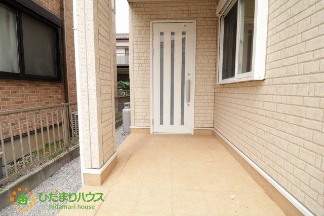 【玄関】加須市南篠崎1丁目 中古一戸建て