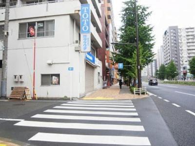 【周辺】五反田永谷タウンプラザ