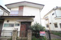 川越市下赤坂 建築条件なし売地 「上福岡駅」バス15分 敷地30坪 の画像