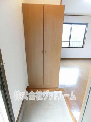 【玄関】小杉マンションⅡ