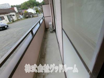 【バルコニー】小杉マンションⅡ
