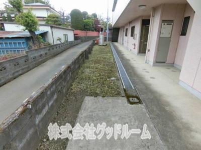 【庭】小杉マンションⅡ