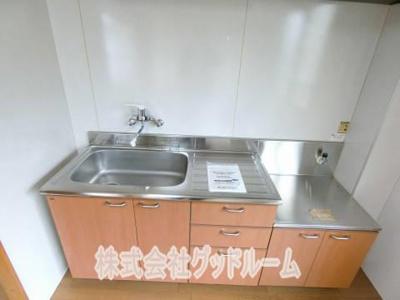 【キッチン】小杉マンションⅡ