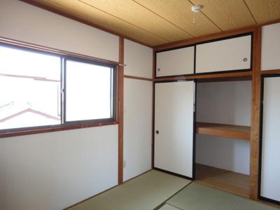 【和室】坂本貸家