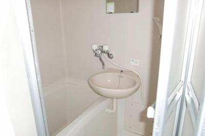 【浴室】第2Fハイツ