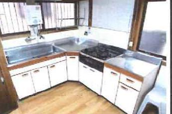 【キッチン】牧落1丁目平屋