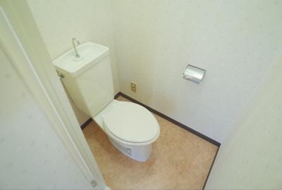 【トイレ】サンパレス21北青木