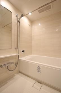 【浴室】ライオンズマンション一之江壱番館