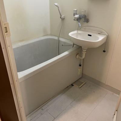 【浴室】メゾン・ド・ルルス・トロワ