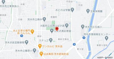 【地図】ディアコート真砂 403