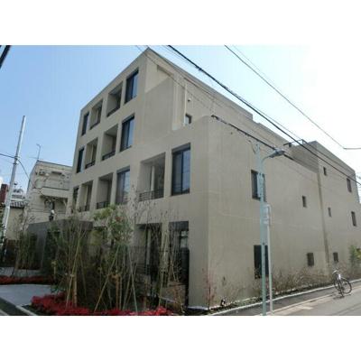 【外観】シティカレント目黒学芸大学