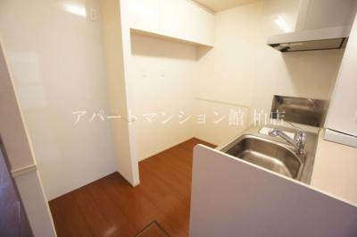 【キッチン】プロシード青葉台A
