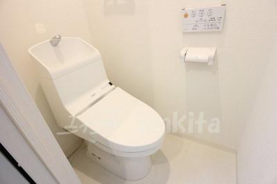【トイレ】ショコラート