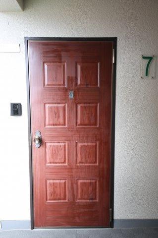 【玄関】ライオンズマンション高宮第5