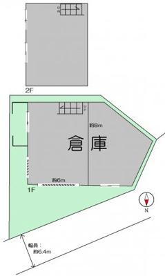 【区画図】南丹市園部町横田2号