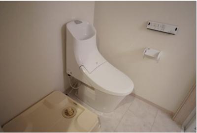 【トイレ】グランシャレー北千住