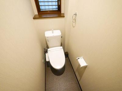 【トイレ】下御門町貸店舗