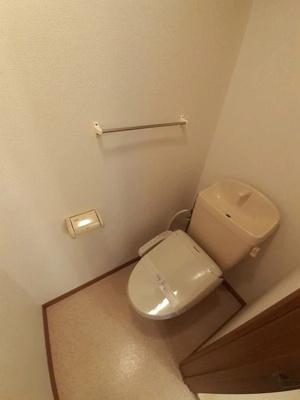 【トイレ】グランアルブルB