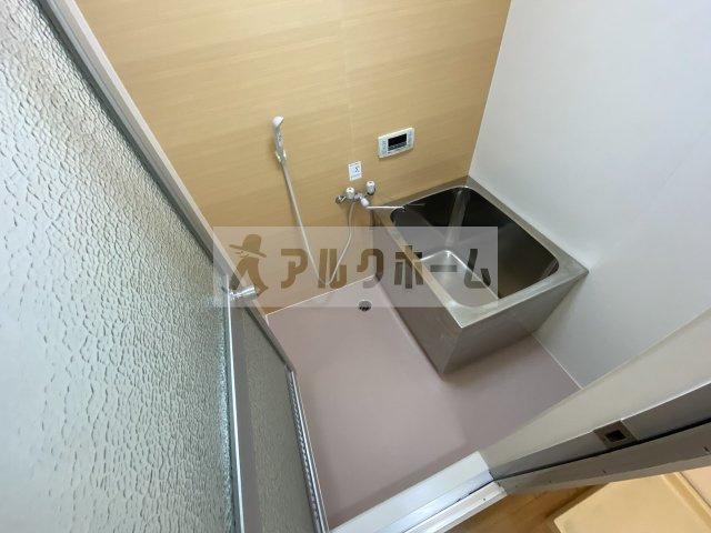 エコーハイツ2(柏原市平野) お風呂