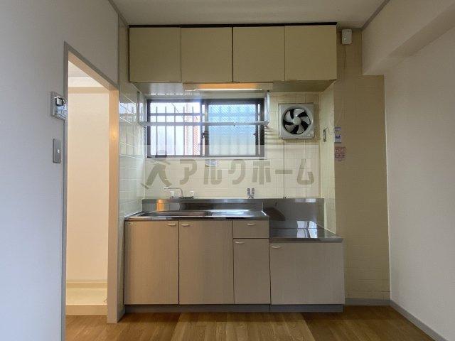 エコーハイツ2(柏原市平野) キッチン