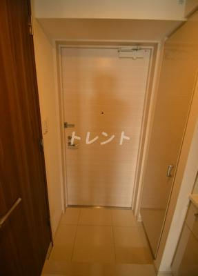 【玄関】ガーラヒルズ新宿
