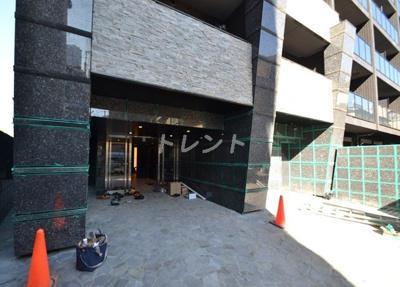 【エントランス】ガーラヒルズ新宿