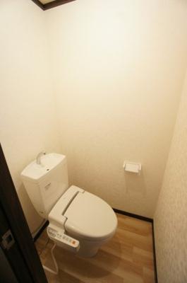【トイレ】メゾネットこぶな