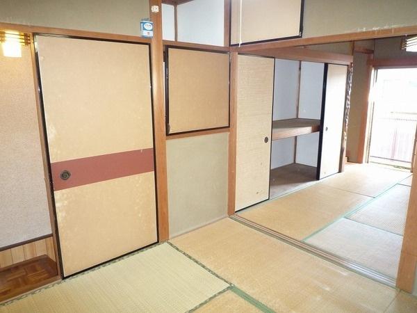 2階和室4.5帖