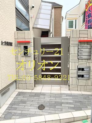 【エントランス】ルーブル鷺宮WEST