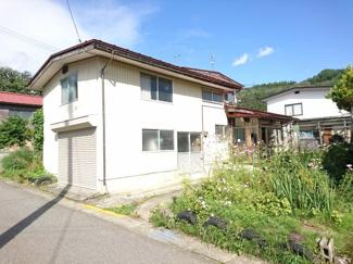 【外観】西川町間沢 中古