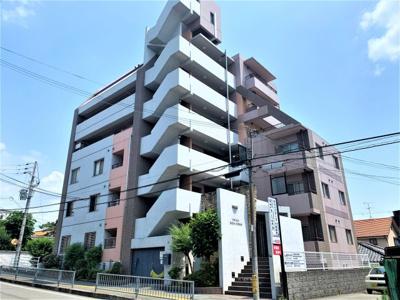 【外観】ユニ・アルス池田城南
