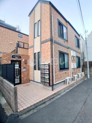 【外観】アークスハウス東新宿
