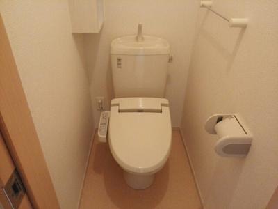 【トイレ】カーサひばりが丘1