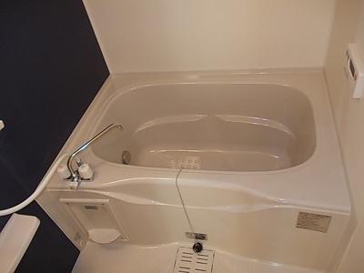 【浴室】カーサひばりが丘1