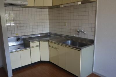 【キッチン】コンドミニオ石原