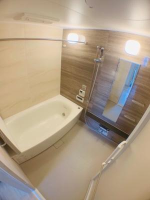 【浴室】プレサンスロジェ四日市