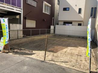 【外観】淀川区十三東3丁目 売土地(建築条件付)