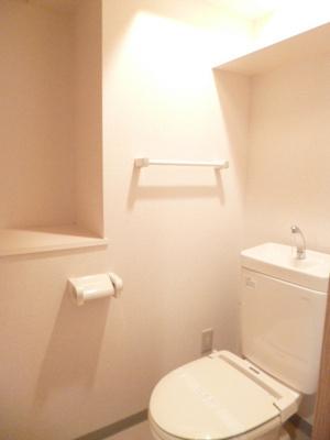 【トイレ】スカイコート目白台