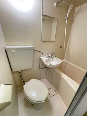 【浴室】スカイコートよみうりランド