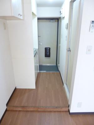 【玄関】スカイコート下高井戸