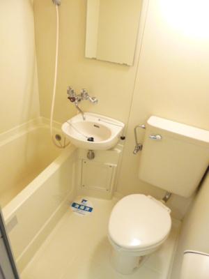【トイレ】スカイコート下高井戸