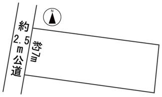 【区画図】56626 岐阜市柳津町本郷土地