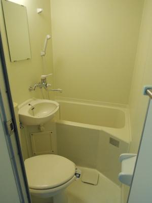 【浴室】スカイピア綱島B