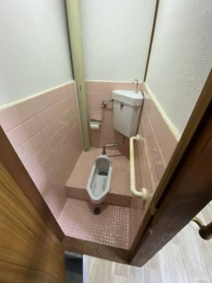 【トイレ】ハイツイデア
