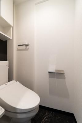 【トイレ】スカイコートグランメゾン御殿山